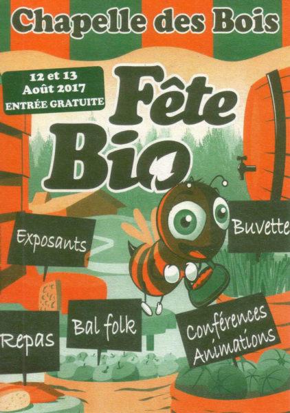 Fête Bio Chapelle des Bois
