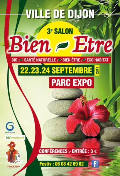 Salon Bien Etre ville de Dijon