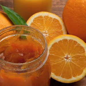Marmelade d'orange au safran