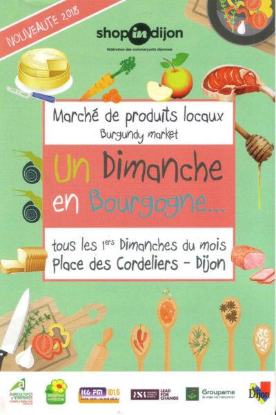 Un dimanche en Bourgogne Shop in Dijon