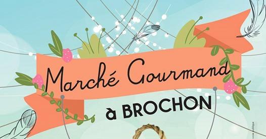 Marché Gourmand à Brochon